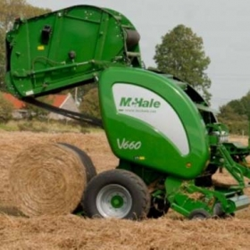 Variable Chamber Round Balers