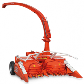 KEMPER Tractor mounted choppers